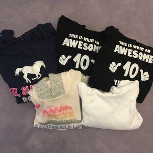 Billabong, Forever 21 and more sweatshirt bundle!!